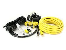 Hollywood Kabelset 20 mm² Car Hifi Chinch Komplett Paket Kabelsatz Endstufe Auto