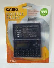 Casio Digital Diary SF-2000-S