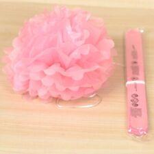 Tissue Paper Pom Poms Paper Flower Ball Pompom Home Garden And Wedding Decor
