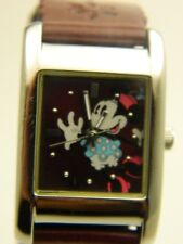 MINNIE MOUSE FASHIONISTA WITH EMBOSSE BAND  WATCH