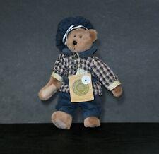 "New ListingVintage Boyds Bears ""Herbert Henry Jodibear� Plush Bear 20th Anniversary 1999 Nw"