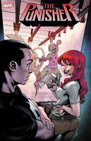 Punisher #16 Ortega Mary Jane Variant Marvel Comic 1st Print 2019 unread NM