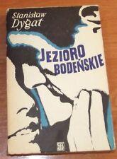 000364 Jezioro Bodeńskie Stanisław Dygat