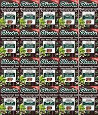 Ricola Réglisse Suisse Plante sans Sucre Gouttes 45g X 20 Paquets avec Stevia