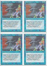 Gaseous Form ~ Near Mint Alternate 4th Edition Fourth UltimateMTG Magic Blue Car