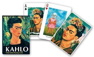 Piatnik Frieda Kahlo Playing Cards