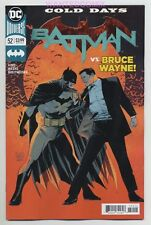 BATMAN #52 AUGUST 2018 TOM KING COLD DAYS MR FREEZE COMIC BOOK NEW 1