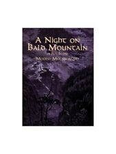 Moussorgsky A Night On Bald Mountain Score Learn to Play Orchestra MUSIC BOOK