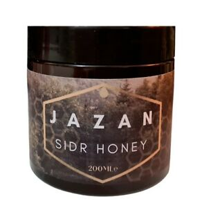 Organic, Finest, Jazan Sidr Honey, For the connoisseurs of honey. Limited stock