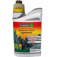 Revitalisant conifères et arbustes Cyprèvert 750ml Solabiol