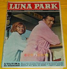 LUNA PARK 1963 n. 31 Ugo Tognazzi, Emmanuelle Riva, Carlo Giufrè