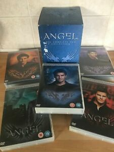 Angel The Complete Series Seasons One to Five 1-5   Region 2 PAL