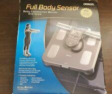 Omron Hbf-514c Full Body Sensor Body Composition Monitor & Scale (hbf514c)