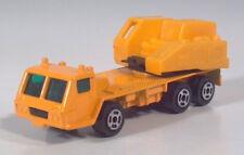 "Generic Mobile Crane Excavator Construction Truck 3"" Diecast Scale Model"