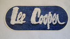 Adesivo Sticker LEE COOPER jeans  cm 16 x 6,5 circa