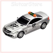 """Carrera GO 61180 AMG Mercedes SL 63 """"Safety Car"""" (mit Blinklicht) 1:43 Auto"""