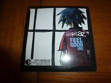 GORILLAZ - FEEL GOOD INC  ( CD SINGLE )