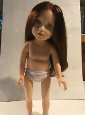 "18"" JOURNEY GIRLS Doll KELSEY Red Auburn Hair Green Eyes American Girl OG Friend"