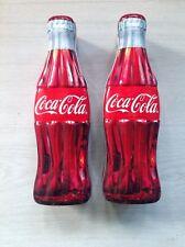 2Stk Coca Cola Dose Flasche Blechdose Spardose