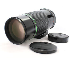 SMC Pentax-M 67 300mm F/4 ED IF Green Star Lens for 6x7 67 II from Japan