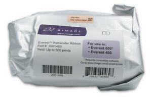 2-Pak RIMAGE EVEREST ReTransfer Ribbons (#2001469) for Rimage Everest 400/600