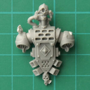 Space Wolves Rudel Marines Backpack Rückenmodule Warhammer 40K Bitz 2264