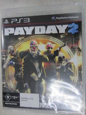 Payday 2 Pay Day 2 PS3 Brand New and Sealed