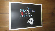 The Phantom of the Opera Repro Musical POSTER