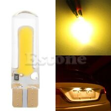 Warm white T10 194 168 W5W 20 SMD Silica Super Bright Car LED light Bulb Lamp