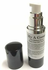 ModelSupplies My A Game 2.5% Retinol Serum Antiaging AntiAcne Vitamin A Retinoid