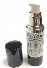 ModelSupplies My A Game 2.5% Retinol Serum Antiaging AntiAcne Vitamin A Retinoid