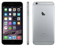 Apple iPhone 6 A1549 64GB Space Gray (GSM Unlocked) Smartphone Fair 7/10 #3439