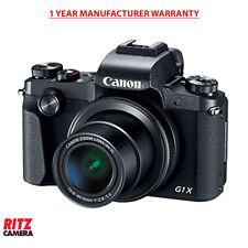 Canon PowerShot G1 X Mark III Digital Camera - Wi-Fi Enabled