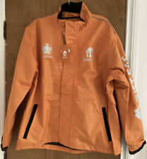 New WITH TAGS 100% Genuine JUST EAT  Thermal 100% Waterproof Rain Jacket Size L