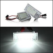 LAMPADINE LUCI TARGA A LED AUDI A6 C5 art.7308