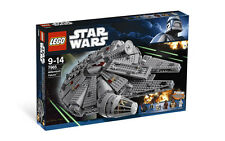 LEGO 7965 Millennium Falcon - 2011 Star Wars - New In Box - Sealed - Retired