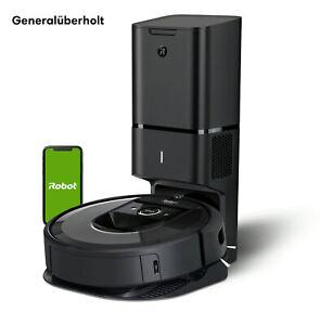 iRobot Roomba i7558 Saugroboter,generalüberholt,autom. Absaugstation, WLAN-fähig