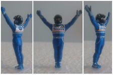 Damon HILL Williams Renault 1996 figurine pilote diorama 1/43 F1 driver figure