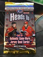 2003 HEADS UP NHL HOCKEY Booster Pack | 1 Pack