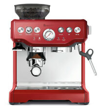 Breville the Barista Express - Cranberry - BES870CRN