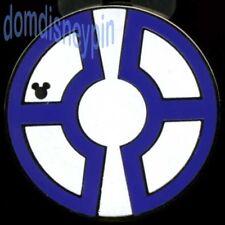 Disney Pin WDW 2015 Hidden Mickey *Epcot Center Logos* CommuniCore!