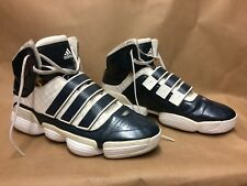 MEN'S ADIDAS BASKETBALL SHOES, SIZE 17