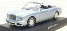1/64 Kyosho BENTLEY AZURE LIGHT BLUE diecast car model