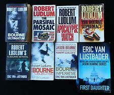 Robert Ludlum Collection - 8 Books