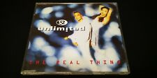 2 Unlimited – The Real Thing CD Single