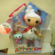 #8839 NRFB MGA Entertainment Lalaloopsy Full Size Winter Snowflake Doll