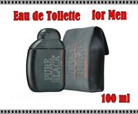 Creation Lamis Eau the Toilette Spray PURE BLACK for Men 100 ml