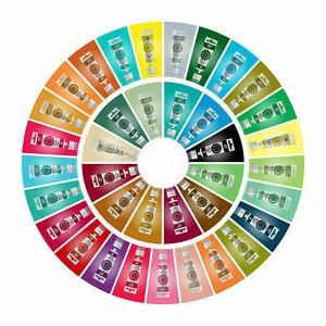 Rainbow Dust ProGel Profi-Lebensmittelfarbe Gelfarbe 25 g verschiedene Farben