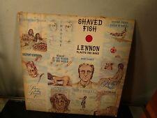 John Lennon - Shaved Fish LP Vinyl Record Album