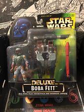 Star Wars Boba Fett Return Of The Jedi 1996 Kenner